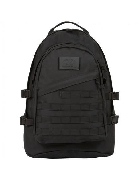 Highlander Recon 40L MOLLE Backpack Black