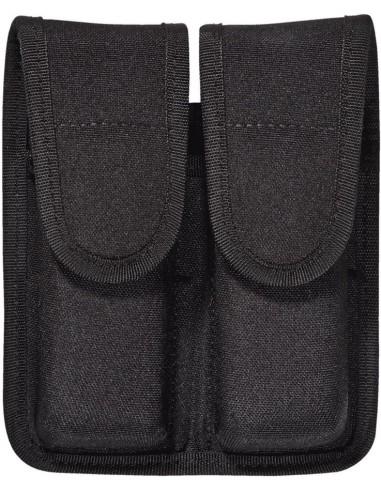 Bianchi M-8002 Patroltek™ Dupla Futrola za Spremnik s Preklopom Black G2