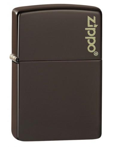 Zippo Upaljač Classic Brown Matte Zippo Logo
