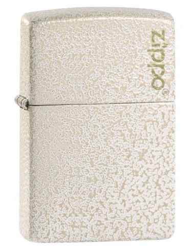 Zippo Upaljač Classic Mercury Glass Matte Zippo Logo