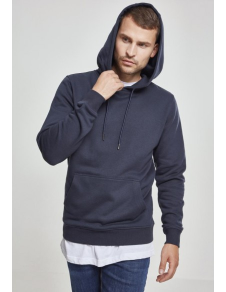 Urban Classic Basic Sweat Hoody/Majica s Kapuljačom Navy