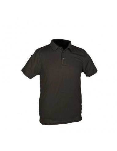 Sturm MilTec Tactical Polo Quick Dry Majica Black