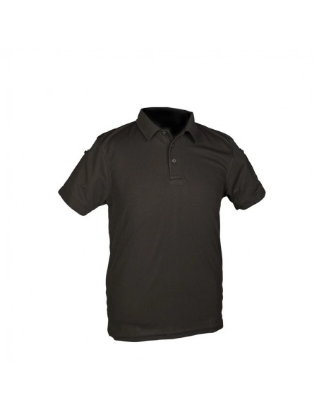 Sturm MilTec Polo T-Shirt Quick Dry Black