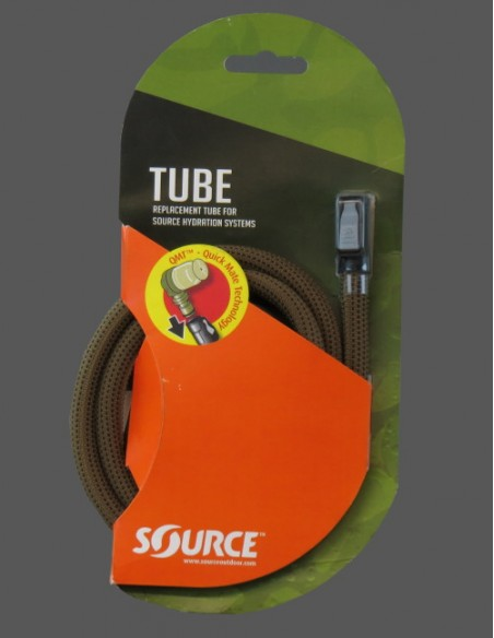 Source Replacement Tube QMT IRR Coyote