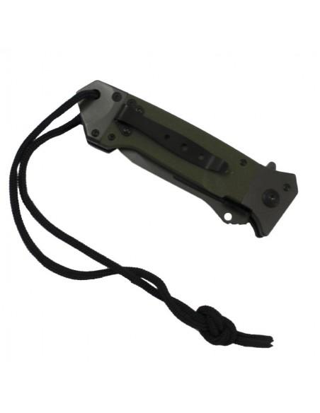 Sturm MilTec Folding Knife DA35 Olive