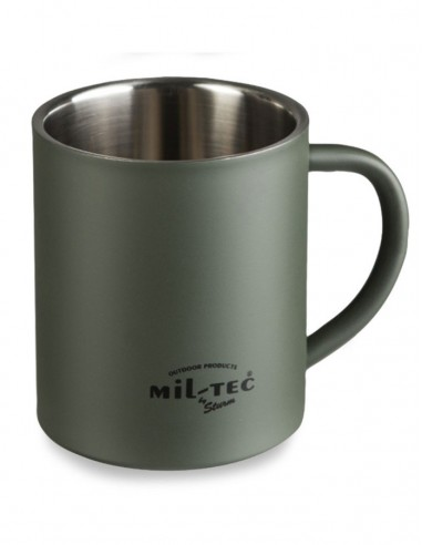 Sturm MilTec Insulated Thermo Cup 300ml Olive