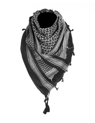 Sturm MilTec Shemagh Šal Marama Black-White