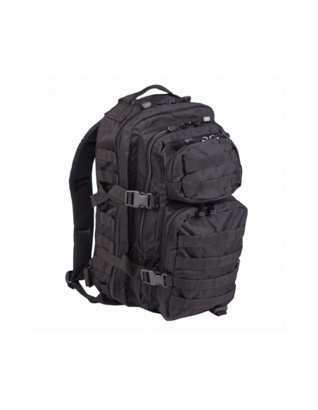 Sturm MilTec MOLLE Backpack Assault Black Small