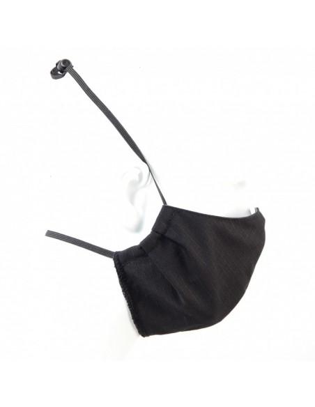 Spar-Tac Taktička Zaštitna Dvoslaojna Periva Maska Crna
