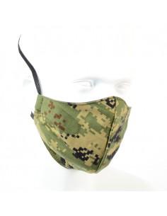 Spar-Tac Taktička Zaštitna Dvoslaojna Periva Maska Cropat Woodland