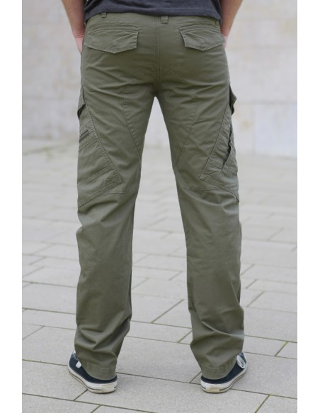 Brandit  Adven Slim Fit  Pants Olive
