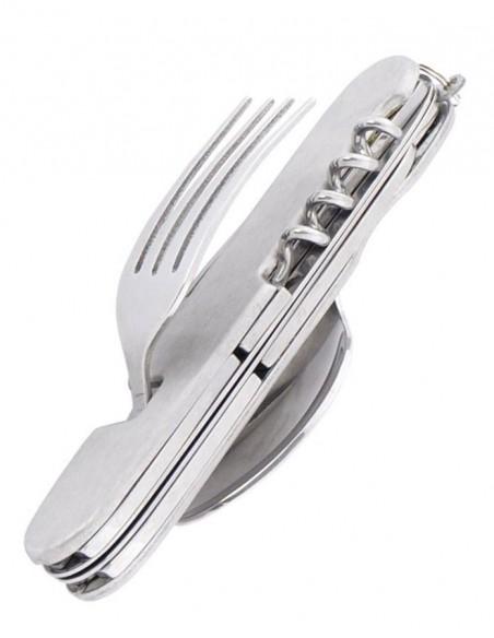 Sturm Mil-Tec Cutlery Set  6 u 1