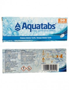 Aquatabs Water Purification Tablet