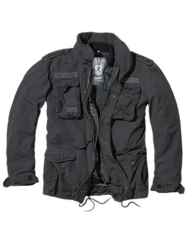 Brandit M65 Giant Jacket Black