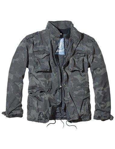 Brandit M65 Giant Jacket Dark Camo