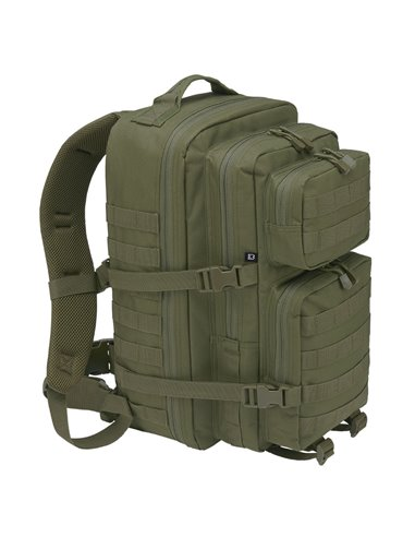 Brandit US Cooper MOLLE Backpack Large Olive