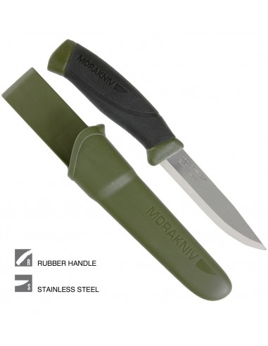 Morakniv Knife Companion Mg Olive