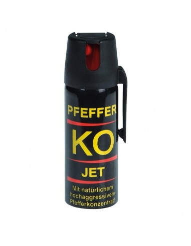 TEAR GAS SELF-DEFENSE PFEFFER-KO JET 50ML