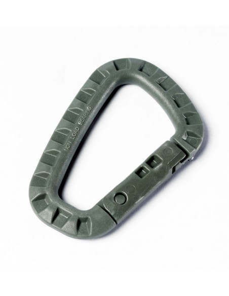 ITW TAC LINK CARABINER FOLIAGE GREEN