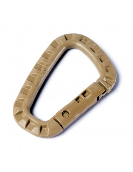 ITW TAC LINK CARABINER COYOTE