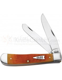 CASE NOŽ ORANGE PEEL BONE TRAPPER