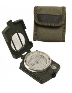 STURM MILITARY COMPASS WITH CASE