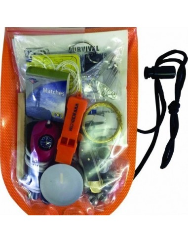BCB WATERPROOF SURVIVAL PAKET