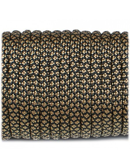 FX COYOTE BROWN SNAKE PARACORD 550 TYPE III