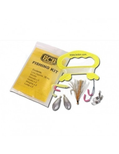 BCB LIFERAFT FISHING PAKET