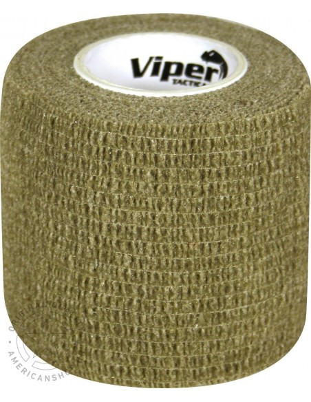 VIPER TAC-WRAP CAMOUFLAGE TAPE OLIVE