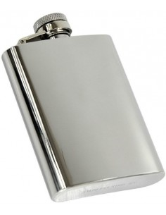 STURM STAINLESS STEEL FLASK
