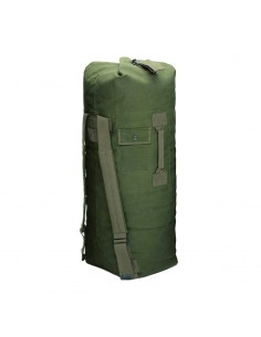 STURM US DUFFLE BAG DOUBLE STRAP COTTON OLIVE