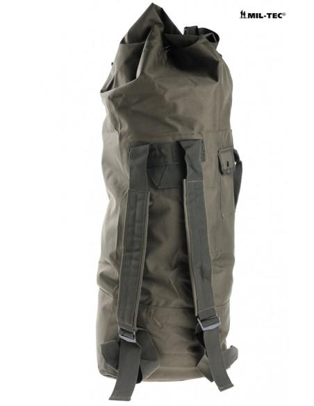 STURM US DUFFLE BAG DOUBLE STRAP POLYESTER BLACK