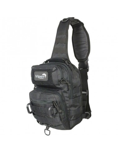 VIPER SHOULDER PACK BLACK