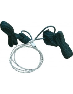 WIRE SAW COMMANDO W/ NYLON HANDLES