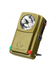 FALCON EYE SIGNAL FLASHLIGHT WITH GREEN & RED FILTER