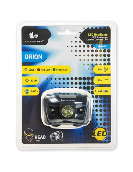 FALCON EYE HEADLAMP ORION