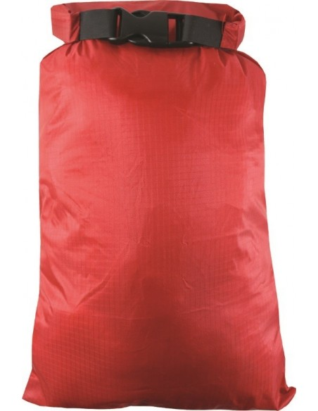 BCB ULTRALIGHT DRY BAG 4 LITRE RED