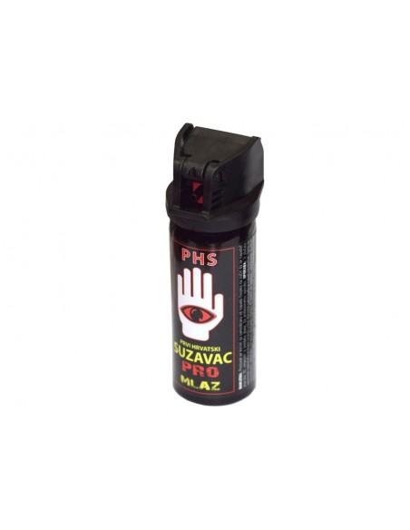 PEPPER SELF-DEFENCE SPRAY PHS PRO MK3 50ml