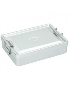 WATERPROOF ALUMINIUM MINI SURVIVAL BOX