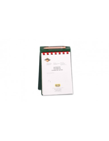 ORIGINAL NATO WATERPROOF NOTEPAD WITH PVC COVER