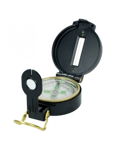 Highlander Trekking Compass Lensatic