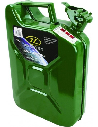 Steel Jerry Can 10L
