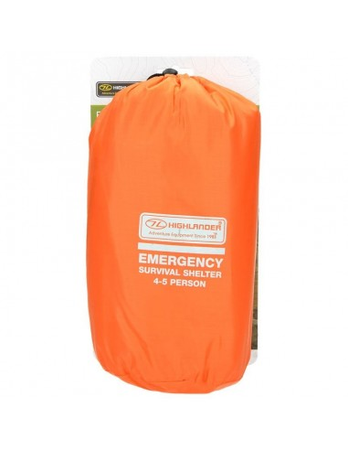 Ab-Tex Emergency Survival Shelter 4-5 Person