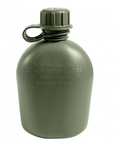 Original US Army Canteen 1L Olive