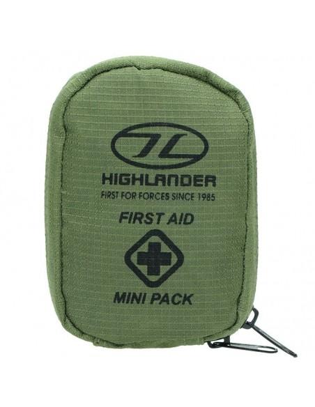 Highlander Vojni Pribor Za Prvu Pomoć Mini