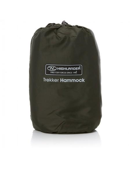 Highlander Lightweight Hammock Trekker Olive