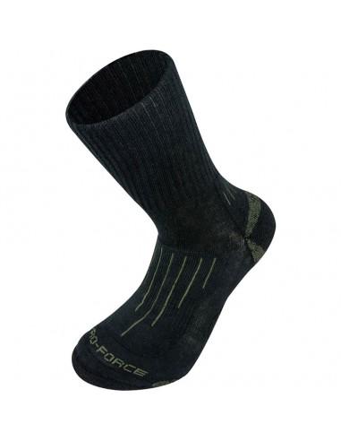 Highlander Crusader Sock Black