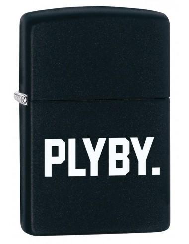 Zippo Upaljač Black Matte Playboy