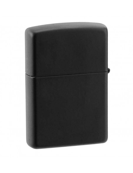 Zippo Lighter Black Matte Playboy